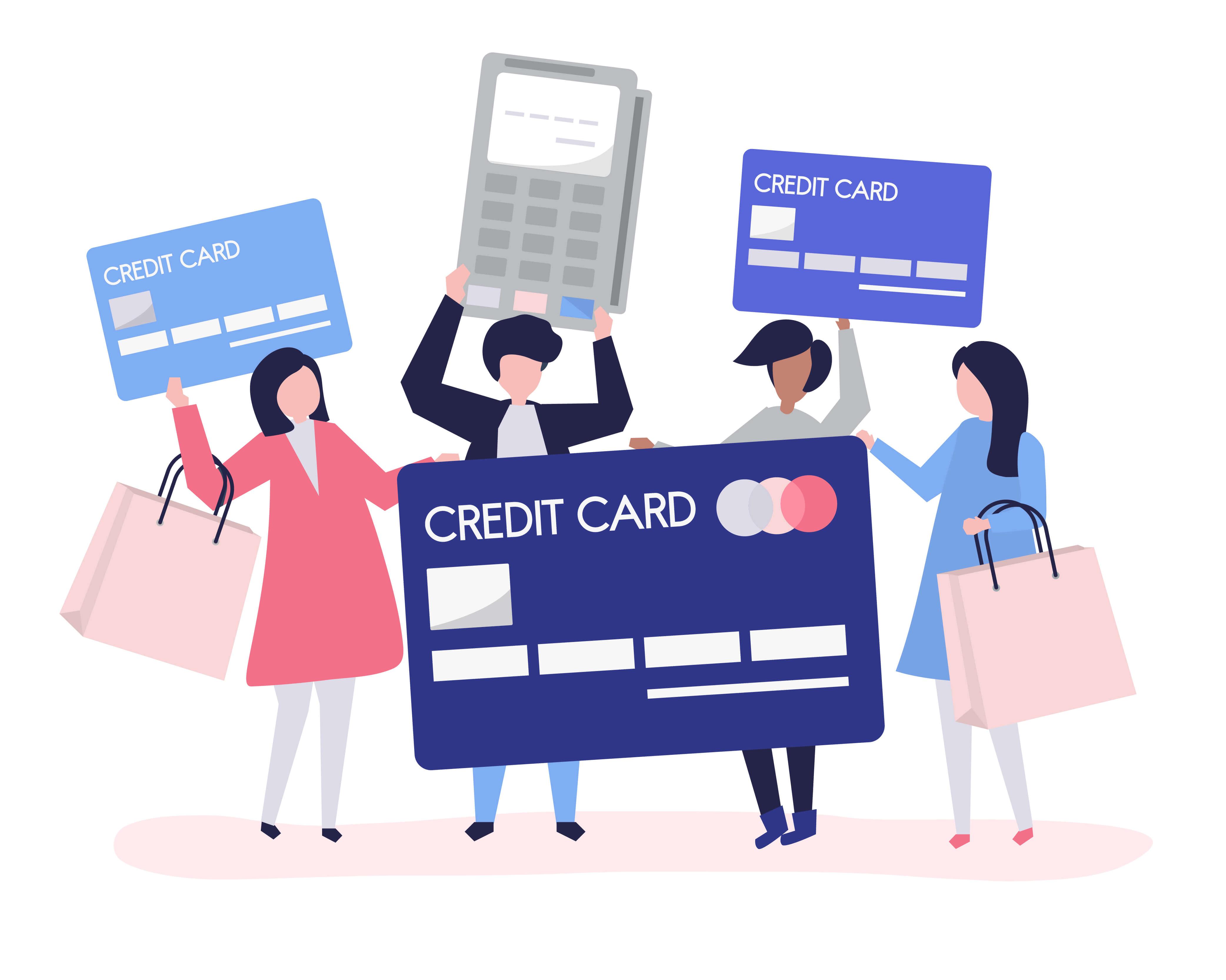 Karta kredytowa, decyzja kredytowa